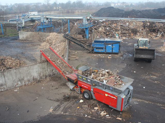 processing-plant-shred-recycling-hammel